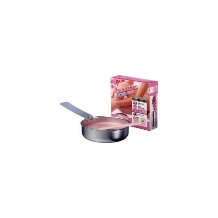 Pink Hot Wax Pot