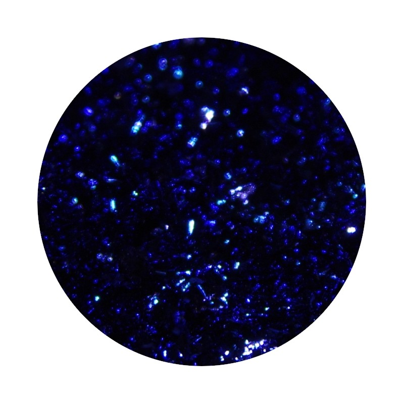 Image of   Blue Chrome Flakes