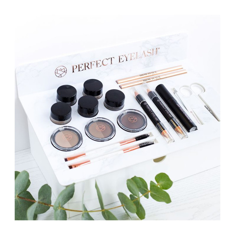 Image of Brow Display Inkl. Produkter