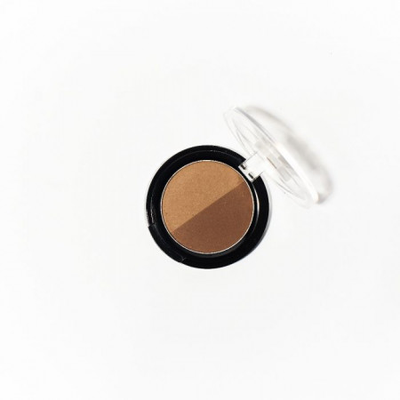 Duo Brow Powder Medium Brown